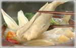 讃岐うどん鍋レシピ ふぐ鍋うどん