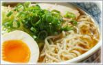 拉乃屋(亀城庵)のラーメンレシピ 醤油スープで作る煮卵のせ醤油ラーメン