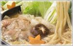 讃岐うどん鍋レシピ すき焼き