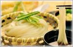 讃岐うどんのひんやりレシピ 天ぷらざるうどん