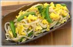 みじかくても讃岐うどんレシピ 旬野菜のチャンプル風のっけうどん