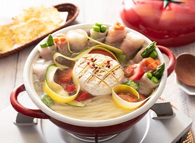 イタリアンチーズ鍋